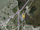 12 Acre Parcel on Michoud Blvd adjacent to Six Flags Site