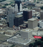 Office Building & Parking Garage - Shreveport CBD