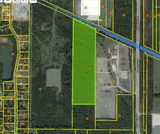 Industrial Land West of Dinkins Drive
