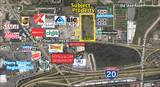 East Texas St., Bossier City, Next to Albertson's, 9 +/- For Sale