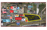 I-20 (East Texas St.) @ Old Minden Rd., NW corner – For Sale