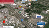 Redevelopment Opportunity - Half Acre Fronting Gause Blvd at I-10