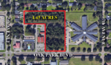 4.45 ACRES Near Lake Charles Memorial Hospital
