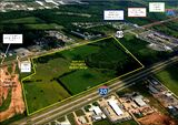 98 Acres on East Texas St/US Hwy 80, Bossier City