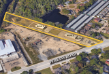 LOCATION! Redevelopment Opportunity 2 AC on Perkins Rd.
