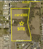 RESIDENTIAL-MIXED ACREAGE ON AMB CAFFERY