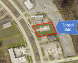 21,000 SF Vacant Lot Zoned C-1 For Lease $2,100 Monthly