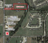 North Bossier Land For Sale/Development +/- 5 acres