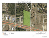 Undeveloped Land on Busy Hwy 90 - Gautier