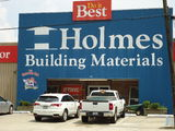 Former Holmes Building Materials Property
