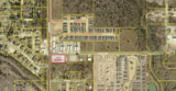 Land on the SEC Beglis Pkwy & Mosswood Drive
