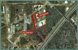 4.5 acres I1 zoned with I-10 frontage