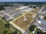 Commercial Development Site on Country Club Road