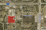 Land For Sale on SWC of Patton & Broussard