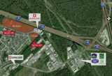 34 Acres Interstate Frontage at Laplace Exit