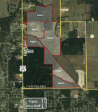 996 +/- Acres Zoned Agriculture Moss Bluff