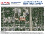 Land on St. Vincent Avenue Zoned I-2