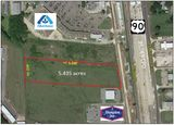 Prime Broussard Commercial Land