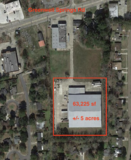 63,225 sf Warehouse For Sale or Lease
