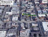 740 Baronne St For Sale (also fronts on Julia St) Warehouse District