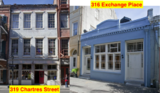 Two Connected French Quarter Buildings for Sale