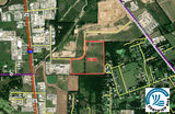 State Certified Site- 50 Acres in Broussard, LA